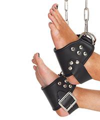 Fußfesseln zum Aufhängen