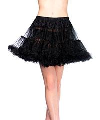 Verspielter Petticoat