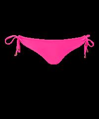 Bikini-Slip mit Schnür-Detail