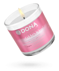 'Massage Candle Flirty', 135 g