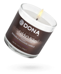 'Massage Candle Chocolate ', 135 g