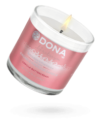 'Massage Candle Vanilla', 135 g