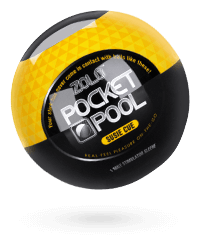 'Pocket Pool Susie Cue', 5,8 cm