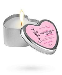 'Soy Massage Candle Pink Cupcake', 133 g