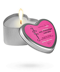 'Soy Massage Candle Pretty Plumeria', 133 g