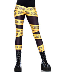 Crime Scene-Leggings
