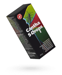 'Cantha S-Drops', 15 ml