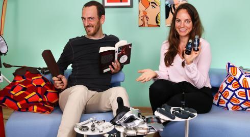 SM-Toys wie bei  Fifty Shades of Grey: 61 Minuten Sex und EIS klären auf