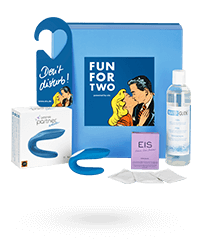 Paarbox 'Fun for Two', 4 Teile