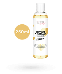 'Leave Me A Massage - Kühlend', 250 ml