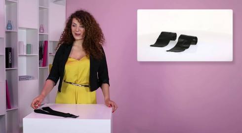 Was können die Bijoux Indiscrets 'Silky Sensual Handcuffs'? EIS zeigt's Dir!