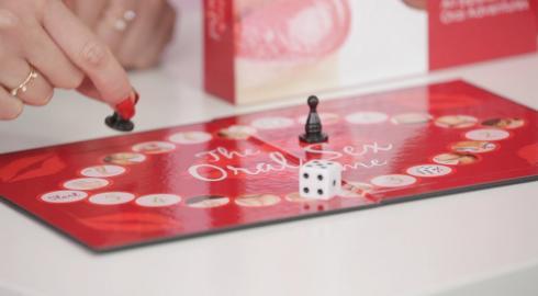 Wie funktioniert das Kheper Games 'The Oral Sex Game'? EIS weiß Bescheid.