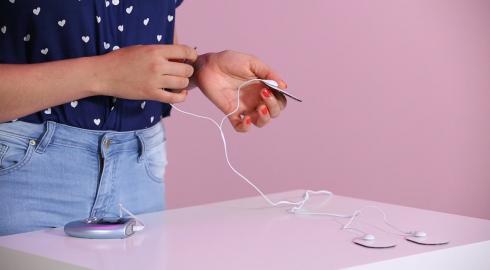 Wie funktioniert das 'Elektro Stimulation Set'? EIS weiß Bescheid.