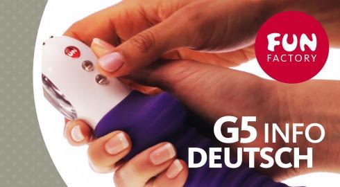 G5 Vibratoren by FUN FACTORY - deutsch