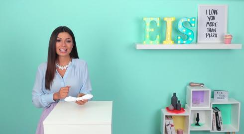 Was kann der G-Punkt-Dildo 'Easy Lover' von Romance for Charity? EIS weiß Bescheid!