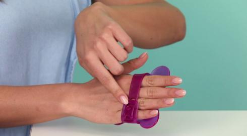 Wie benutzt man den 'Handmassager mit Stimulationskugeln'? EIS weiß Bescheid!