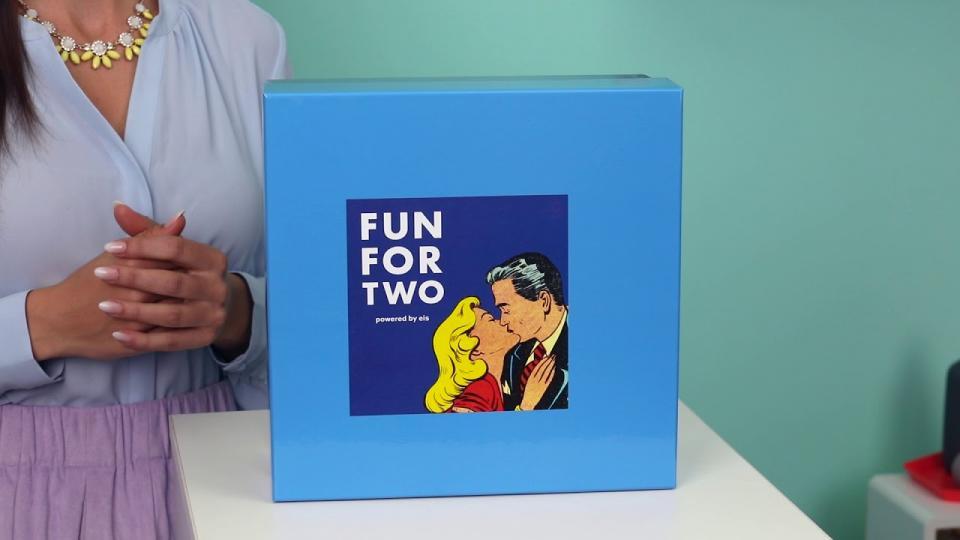 Erotische Abenteuer mit der Paarbox 'Fun for Two'? EIS weiß Bescheid!