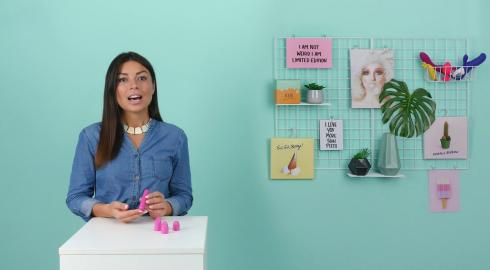 Wie funktioniert das 'Euphoria Massage Kit' von Blush Novelties? EIS erklärt es Dir!