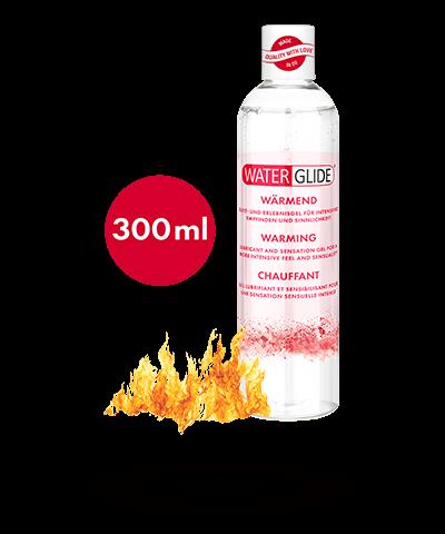 300 ml 'Wärmend' für sanfte Wärmeeffekte