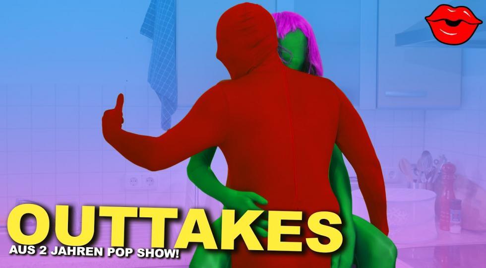 Die große bunte POP SHOW FAIL Parade