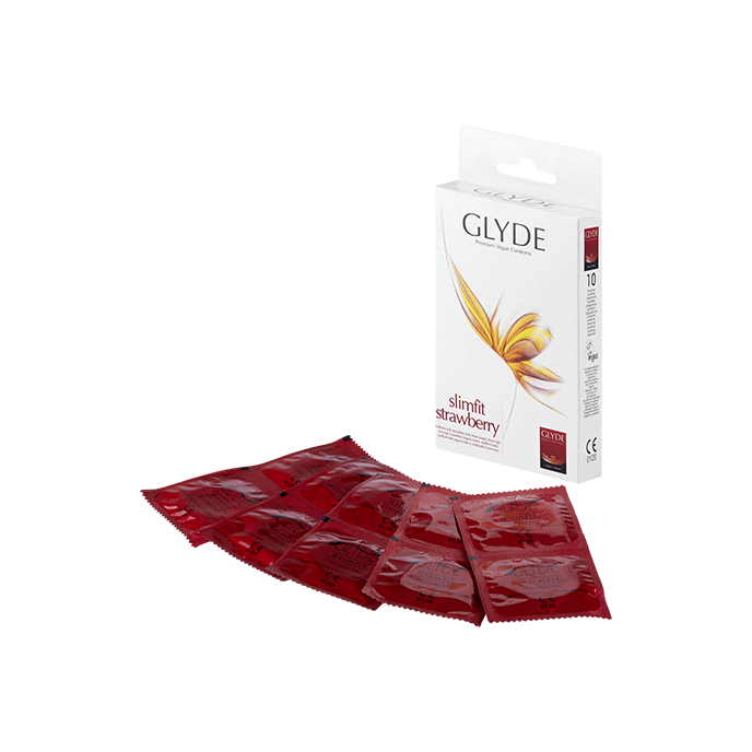 ´Slimfit Strawberry´, 10Stück