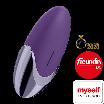 Satisfyer 'Layons - Purple Pleasure', 9,5cm