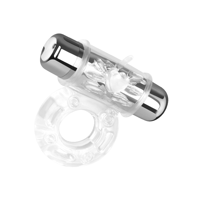 NU Sensuelle 'Bullet Ring' inkl. Batterien, 2 -5 cm