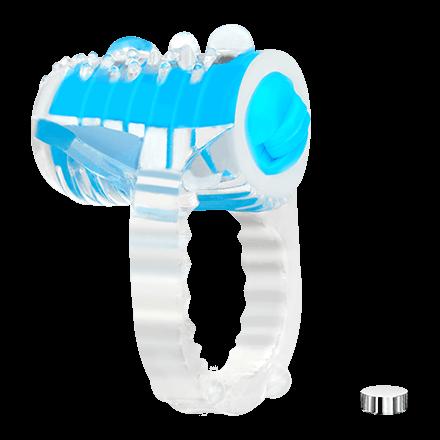 Zungenvibrator mit Noppen, 1,6‑5,5cm