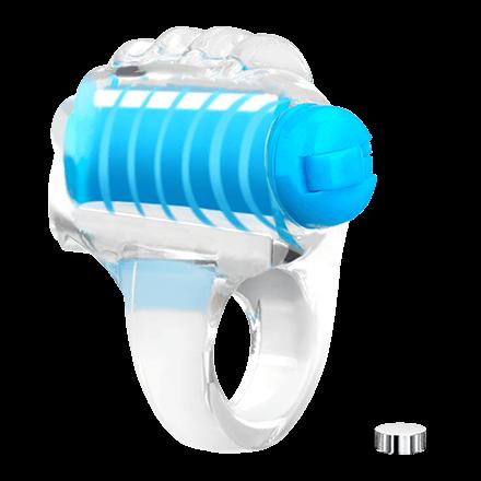 Fingervibrator mit Lamellen, 2,5-6,5cm