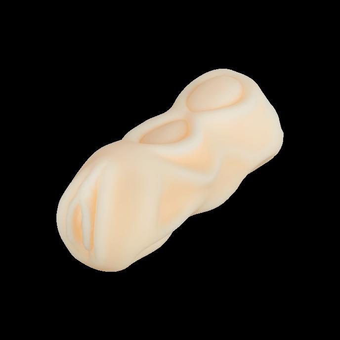 Strukturierter Vagina-Masturbator, 13cm