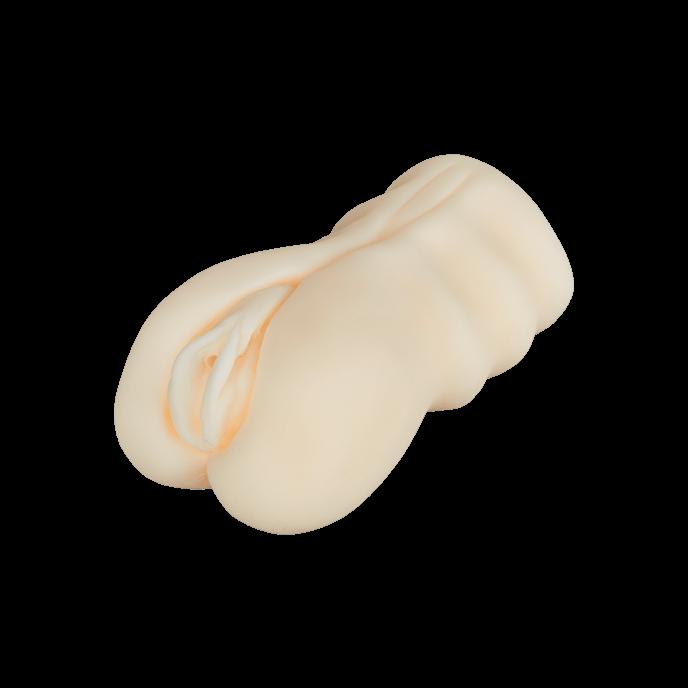 Vagina-Masturbator mit Struktur, 16cm