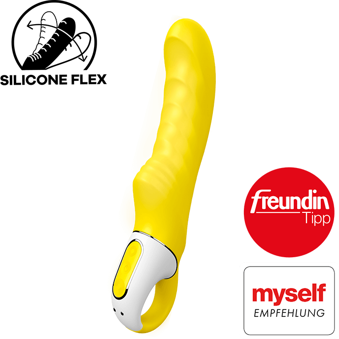 ´Satisfyer Vibes - Yummy Sunshine´, 22,5cm
