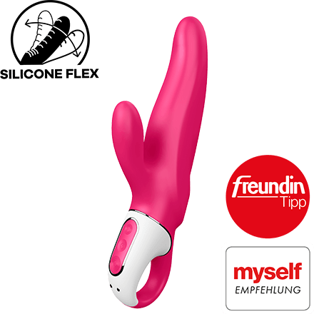 Satisfyer 'Mr. Rabbit', 22 cm