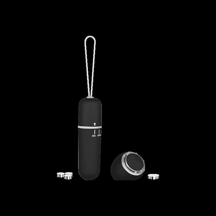Vibrator-Ei mit Fernbedienung im Fingerring, 6cm