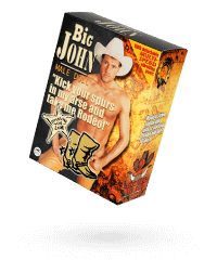 'Big John', 155cm