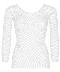 Sexy NetzShirt mit langen Ärmeln