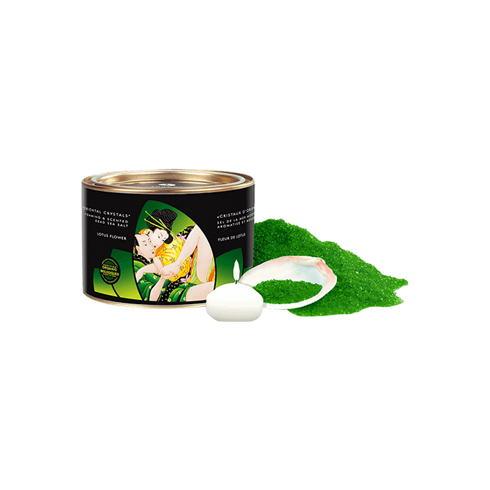 SHUNGA Badesalz 'Lotus', 600 g