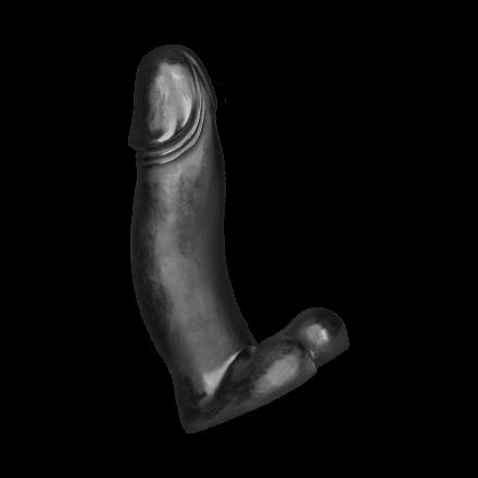 'All Black', 43cm