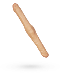 'Super Realistic Double Dong', 35cm