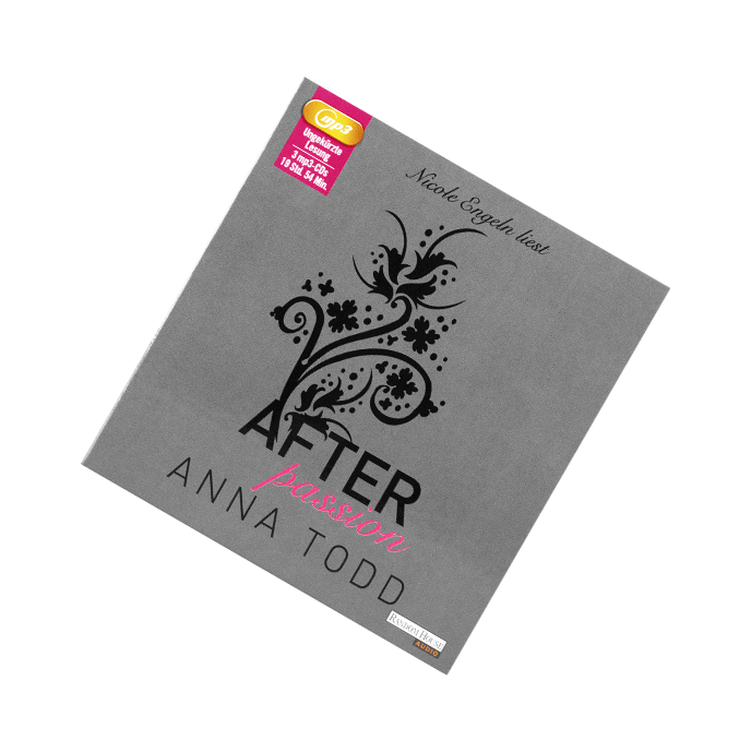 ´After passion´, Teil1