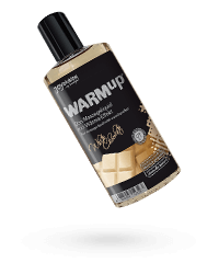 'Warm up White Choc', wasserb., 150ml