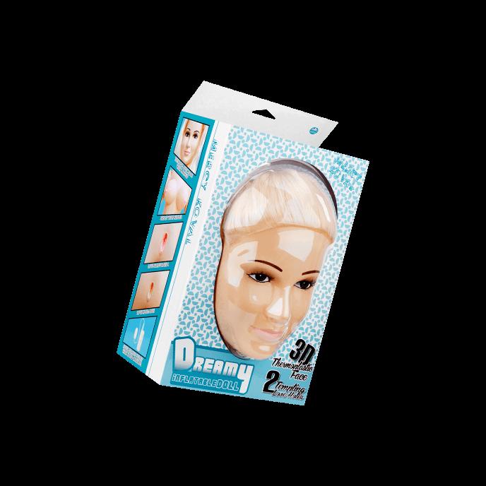 ´Dreamy Doll Mercy Koval´, 124cm