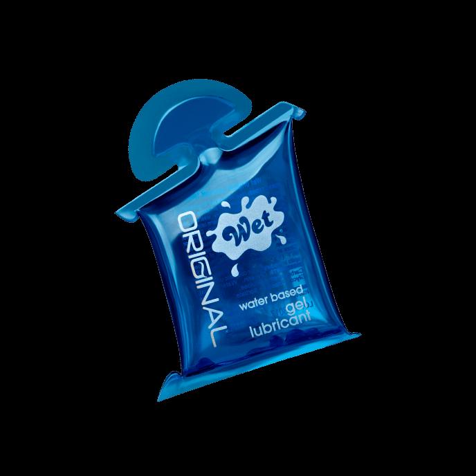 Wet 'Original', wasserbasiert, 120 x 10 ml