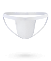 Transparenter Jock Strap