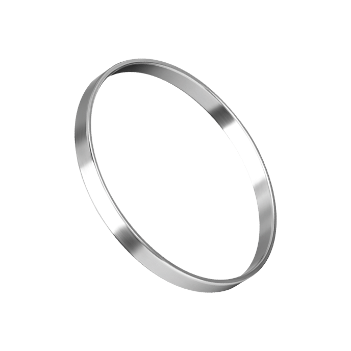 Schmaler Penisring aus Edelstahl, 5cm