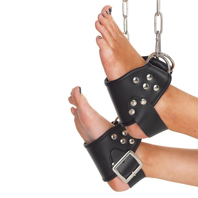 Rimba Fußfesseln zum Aufhängen
