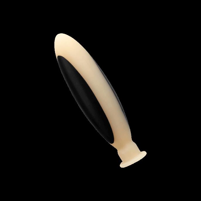Analdildo für Elektrostimulation, 15,5cm