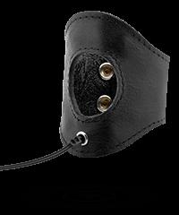 Penismanschette für Elektrostimulation