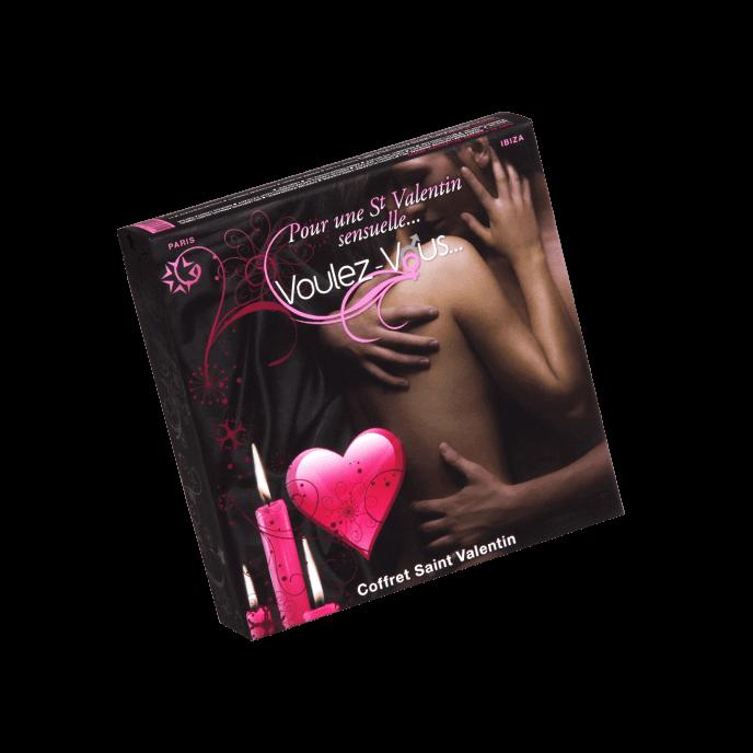 Voulez-Vous Geschenkset 'Saint Valentin', 7 Teile