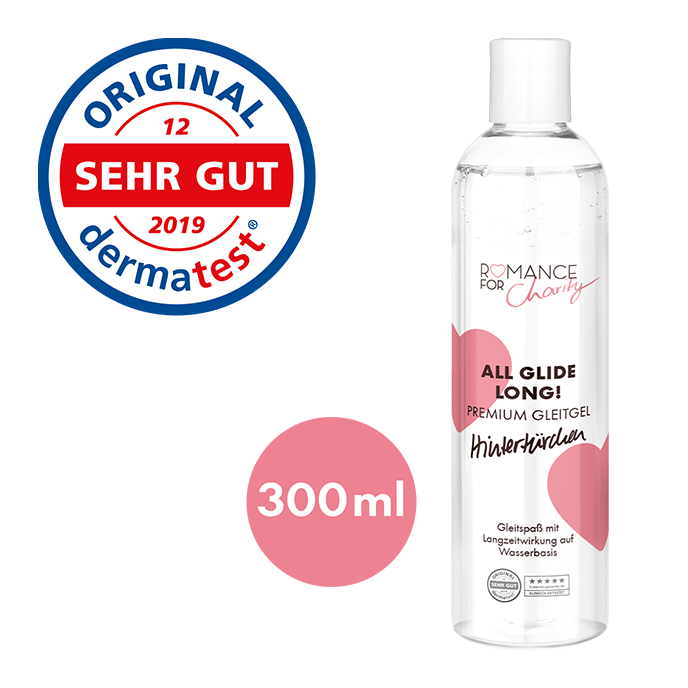 ´All Glide Long! - Hintertürchen´, 300ml